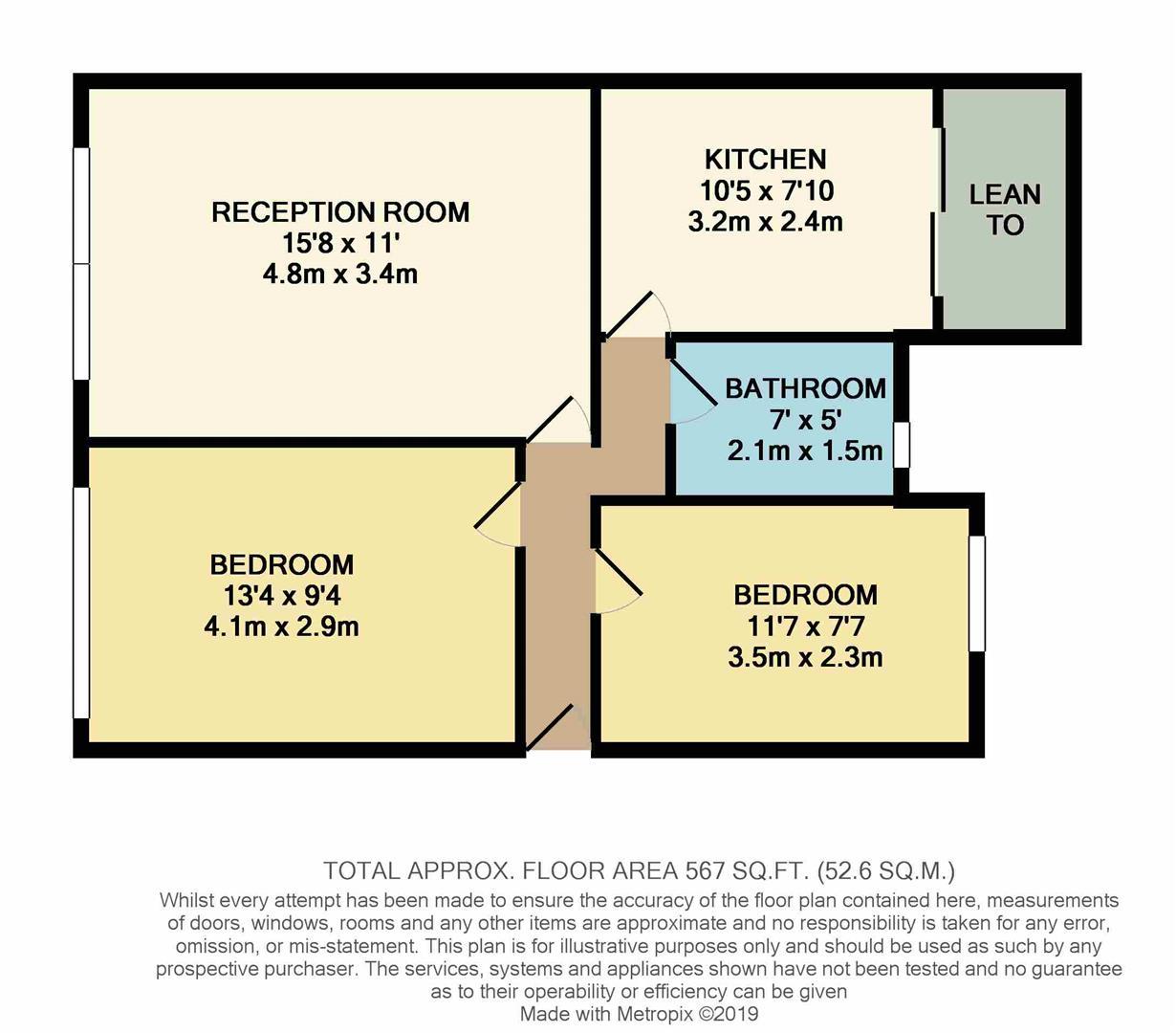 8 X 7 Room Univerthabitat